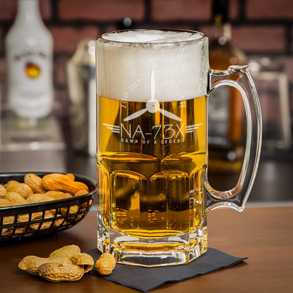 NA-73X Heavyweight Beer Mug 100 Day Wonder