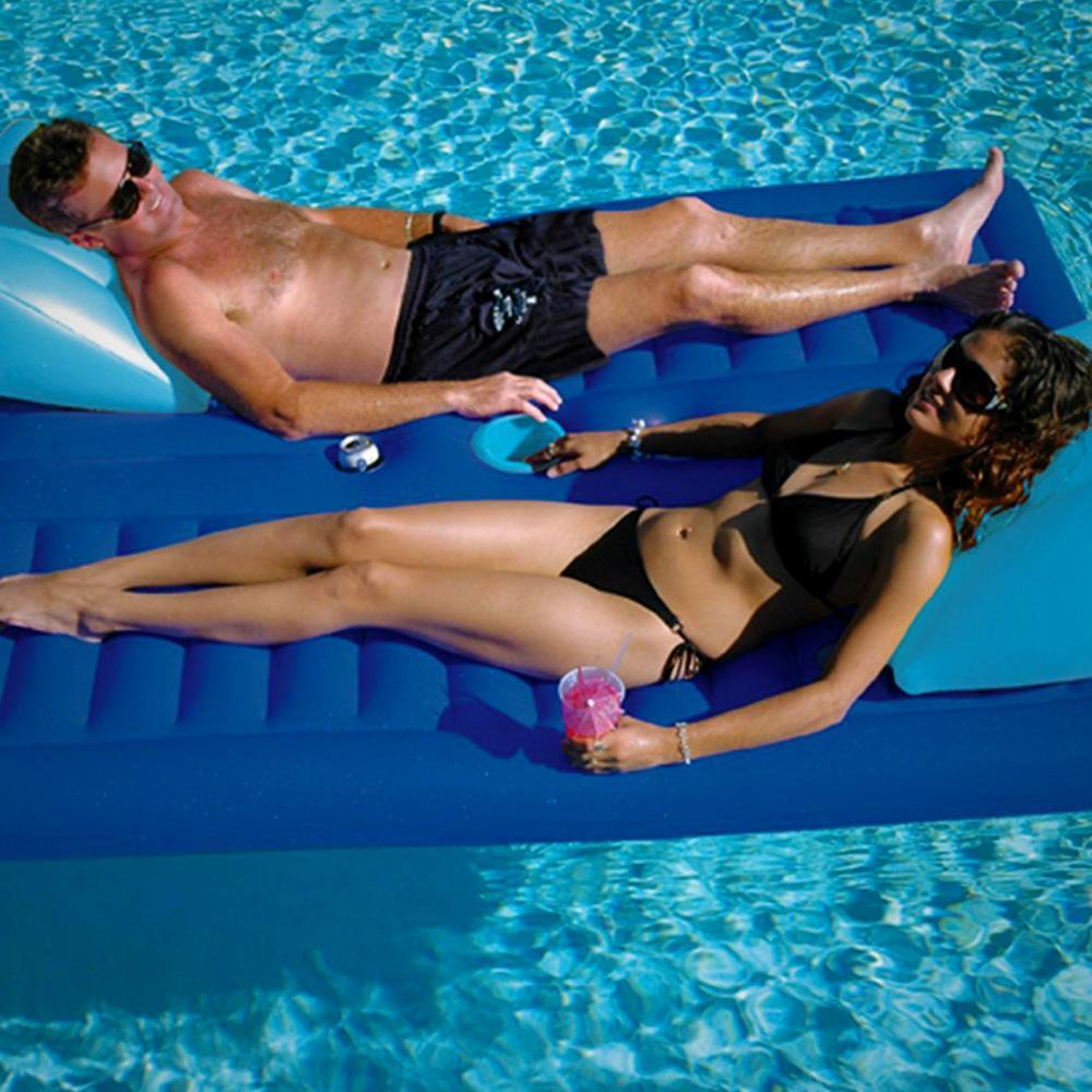 Face To Face Double Pool Lounger