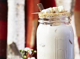 Mason Jar Drink Recipes by The Cocktail Project-Smmmores